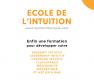 ECOLE DE L'INTUITION