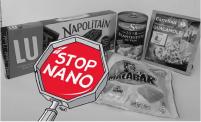 Nanoparticules dans l'alimentation