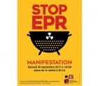 Manifestation STOP EPR Saint-Lô (50)
